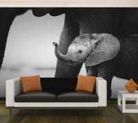 The Baby - Full Wall Mural