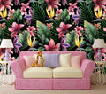 Tropical Watercolour - Full Wall Mural