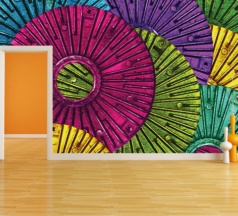 Xtreme Colour - Full Wall Mural
