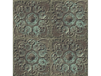 Iron Tile Wallpaper