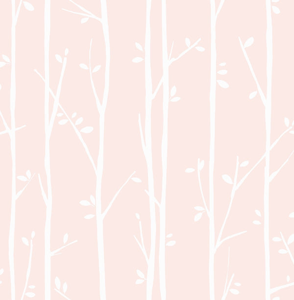 Twiggy Jelly Beans Wallpaper PINK