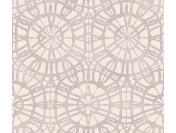 Kaleidoscope Suede Wallpaper