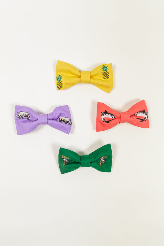Bow Tie Jungle Collection