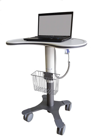 Laptop Carts for Medical Professionals in various sizes