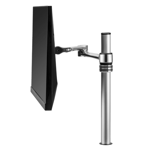 Lund Industries, Inc. Accessories Single Articulating VESA Pole Mount