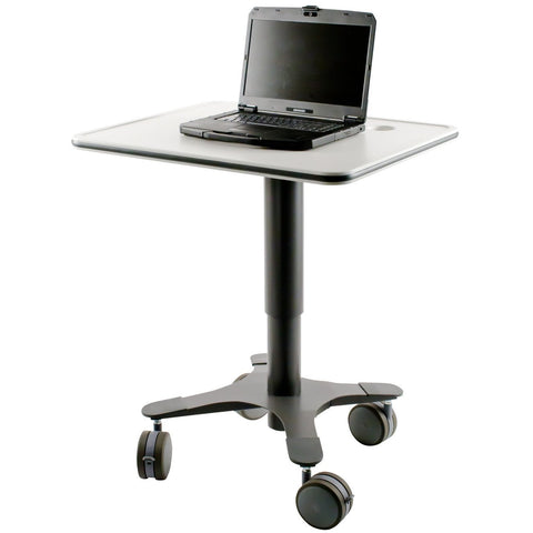 Lund Industries, Inc. Laminate Laptop Cart Large Rectangle Cart