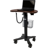 Lund Industries, Inc. Laminate Laptop Cart Medium Kidney Cart