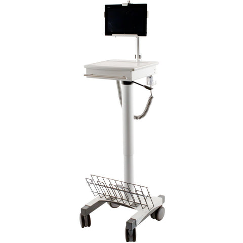 Lund Industries, Inc. Small Form Factor SFF Cart with Tablet Mount