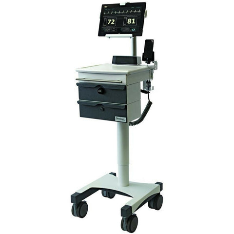 Lund Industries, Inc. Telehealth Wellness Cart