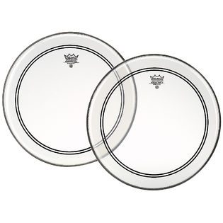 "Remo 10"" Clear Powerstroke 3 Drumhead"