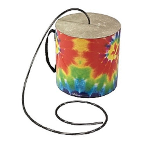 "Remo 6x6"" Thunder Tube in Tie-Dye"