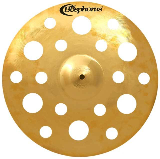 "Bosphorus Gold 18"" FX with Holes"