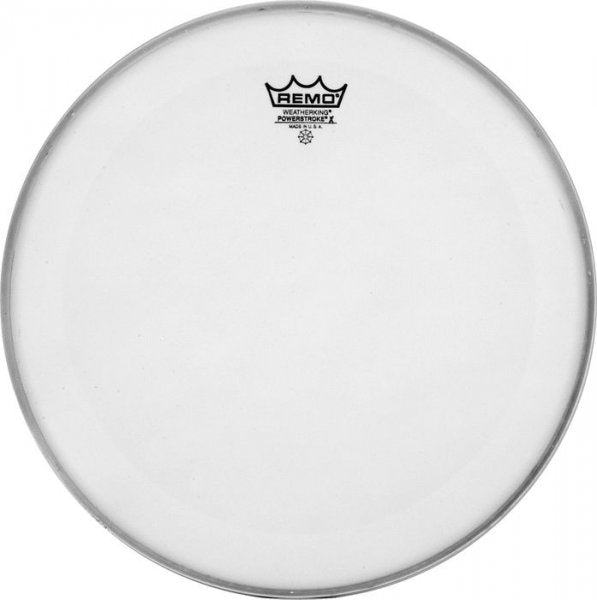 "Remo 14"" Powerstroke X Coated Drumhead"