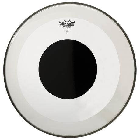 "Remo 12"" Controlled Sound Black Dot Drumhead"