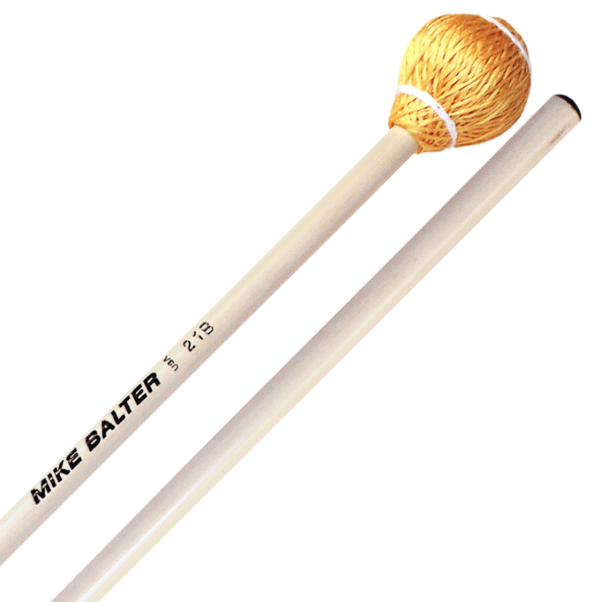 Mike Balter Vibe Mallets (Hard, Birch)