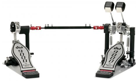 DW 9000 Series Double Bass Pedal