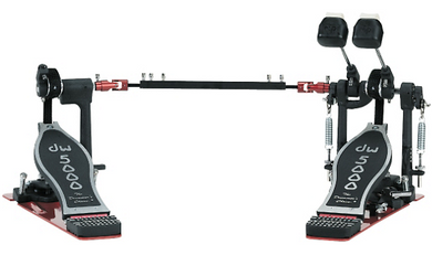 DW 5000 Series Turbo Strap-Drive Double Bass Pedal