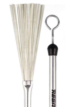 Aluminum Retractable Brushes