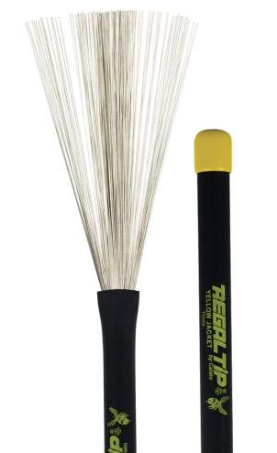 Yellow Jacket Throw Brushes