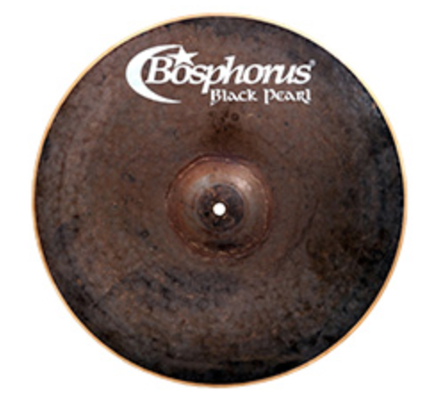 "Bosphorus Black Pearl Series 14"" Hi-Hats"