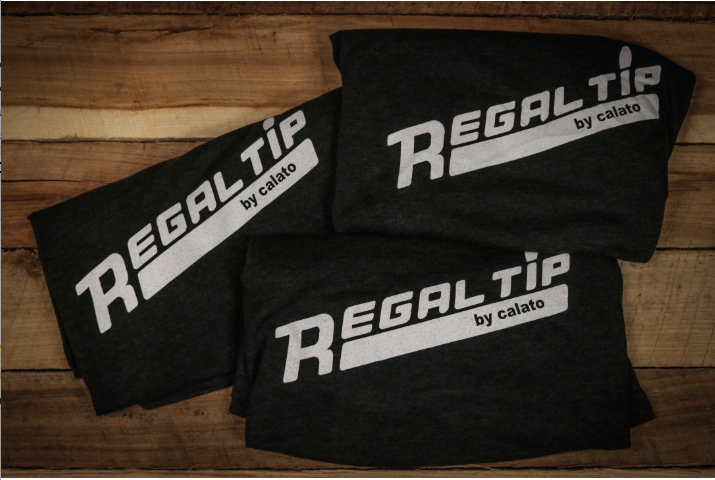 "Short Sleeve ""Vintage"" Regal Tip T-Shirt"