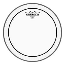 "Remo 11"" Clear Pinstripe Drumhead"