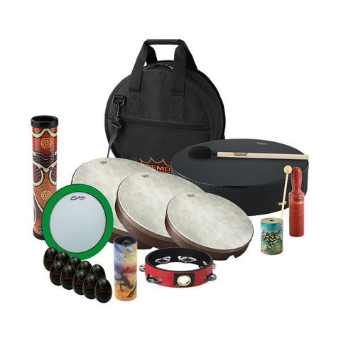 Remo Travel Percussion Pack