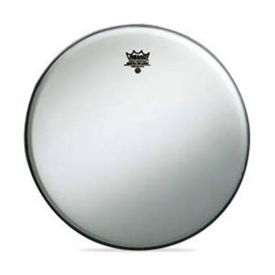 "Remo 16"" Smooth White Ambassador Premier Drumhead"
