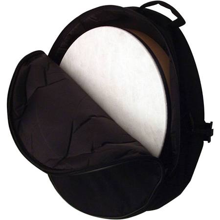 "Remo 22"" Black Hand Drum Bag"