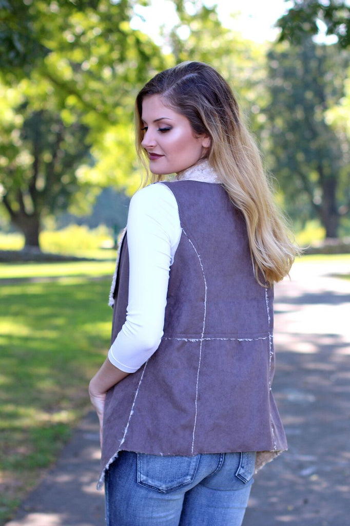 Happy Trails Vest
