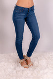 Judy Blue Medium Wash Skinny Jeans