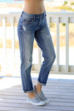 Judy Blue Boyfriend Fit Jean Medium Wash