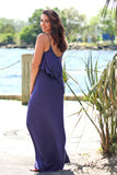 Hello Sunshine Maxi Dress - Purple