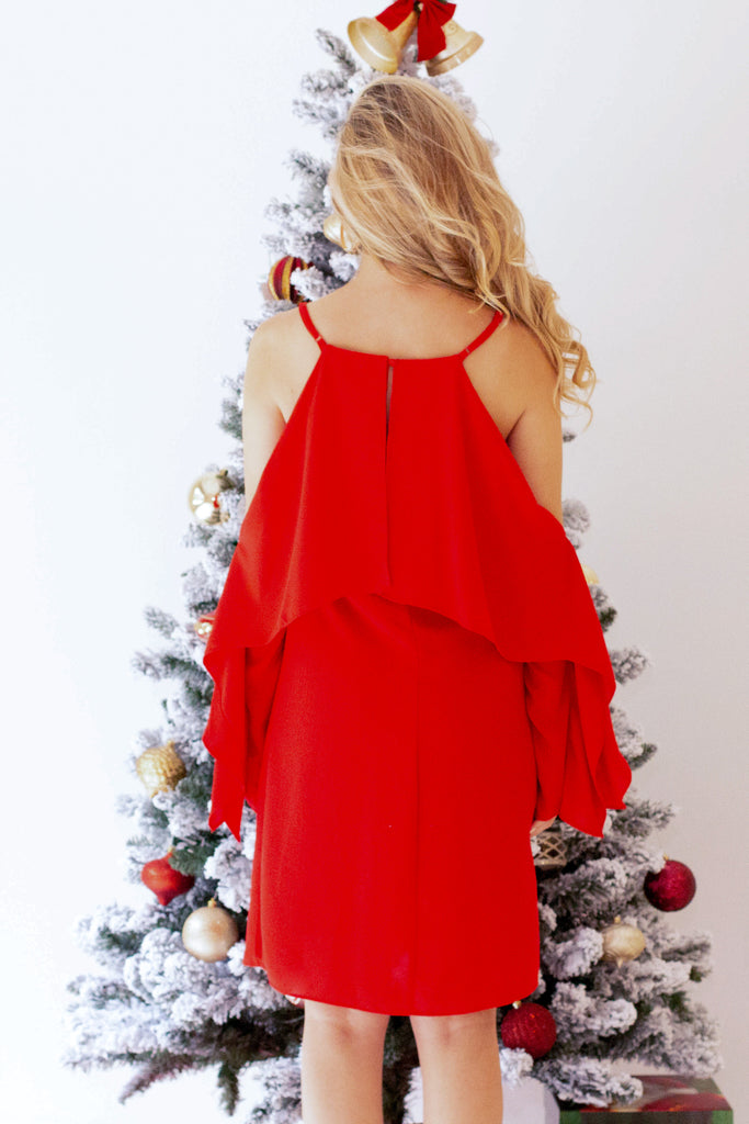 All About Love Dress - Red