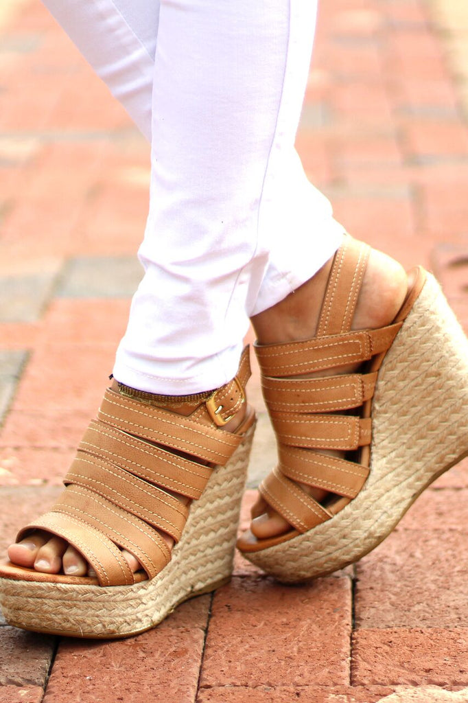 Love At First Sight Wedges