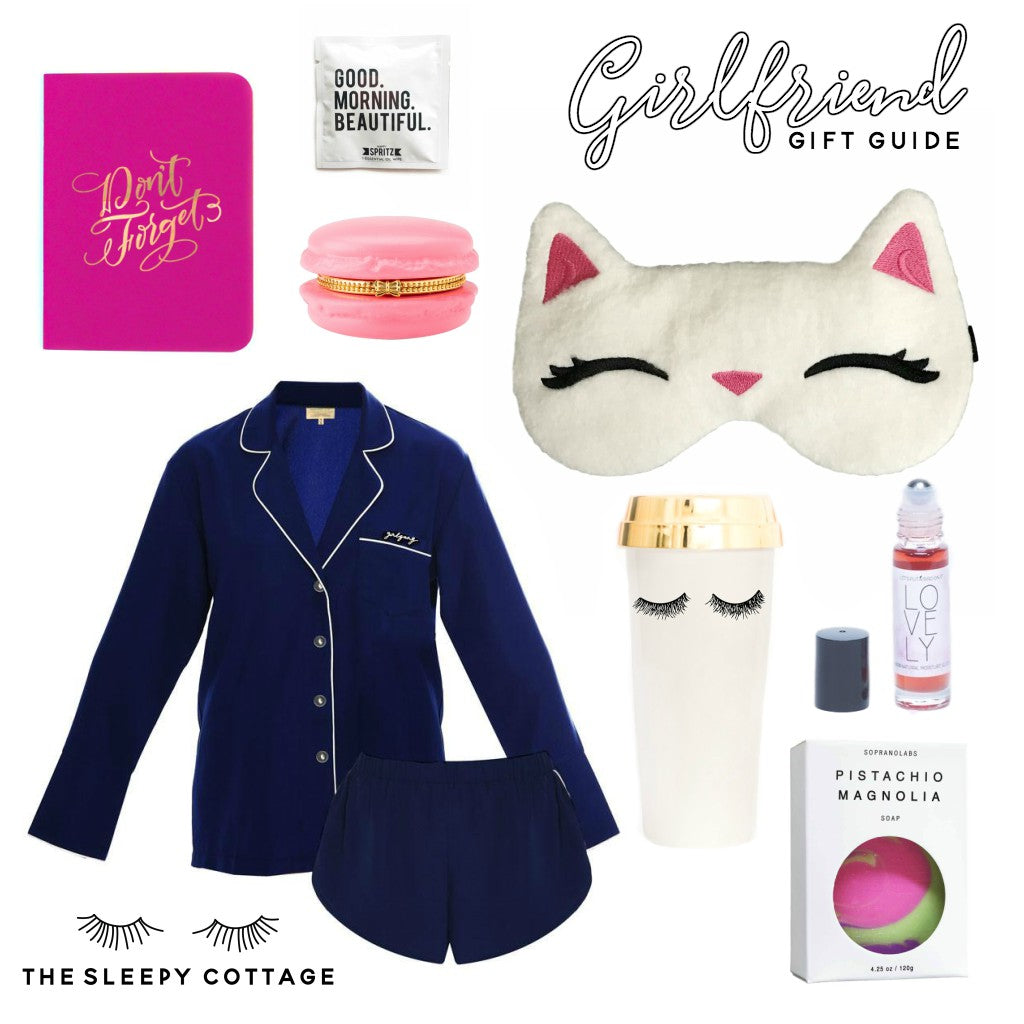 THE SLEEPY COTTAGE - GIRLFRIEND GIFT GUIDE