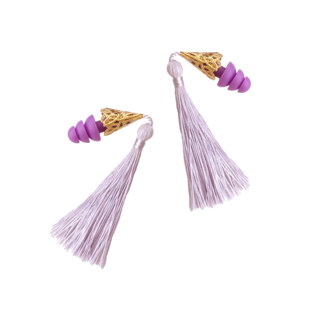 Luxury Tassel Earplugs