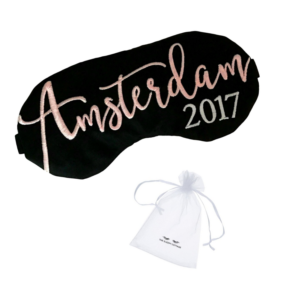 Amsterdam Sleep Mask
