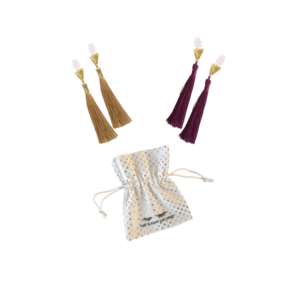Fall Special Bogo Tassel Earplugs