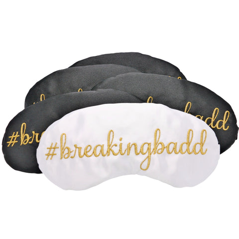 BACHELORETTE PARTY HASHTAG SLEEP MASK