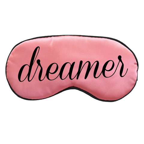 Dreamer Silk Sleep Mask