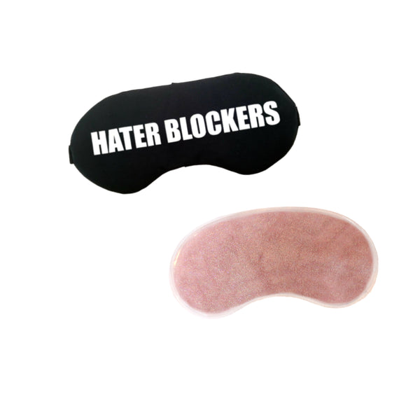 Hater Blockers Sleep Mask