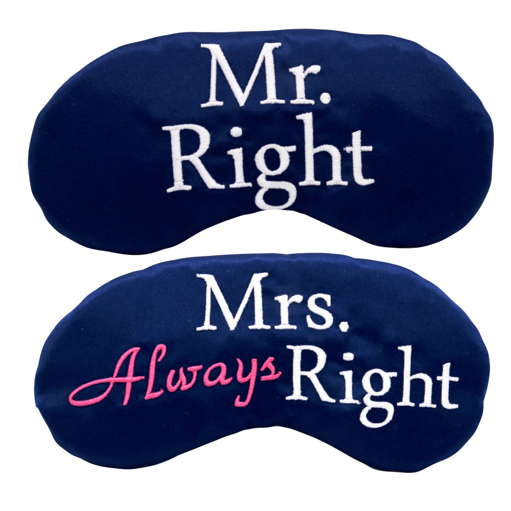 HIS & HERS SLEEP MASK