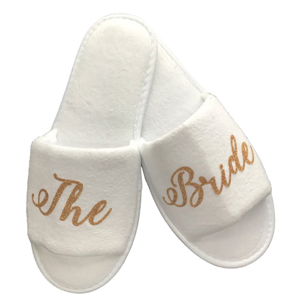 The Bride Slippers