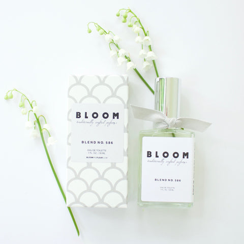 Copy of Copy of Copy of Bloom Perfume - Blend no. 586