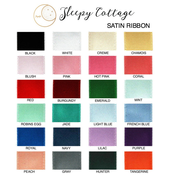 The Sleepy Cottage - custom sleep masks