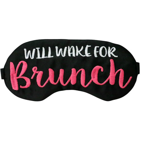 Bridal Brunch Sleep Mask