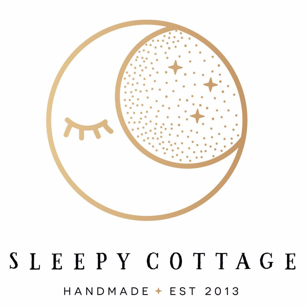 The Sleepy Cottage Gift Card - Sleep Mask