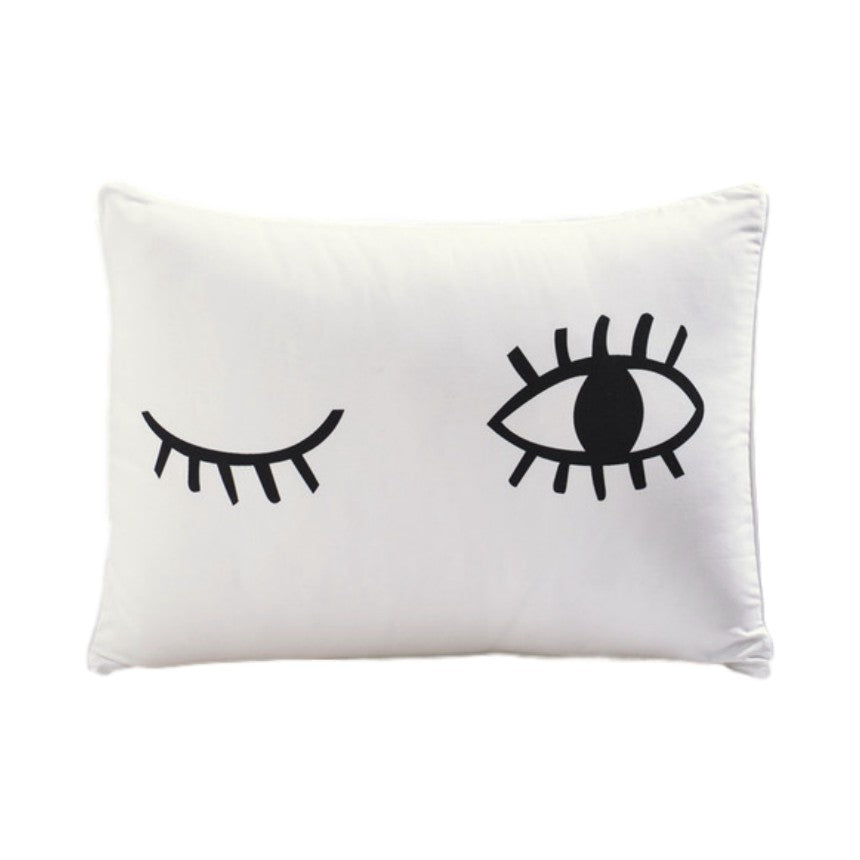Blinking Eyes Pillow Case