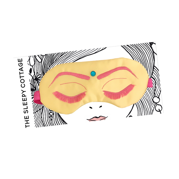 THE BOLLYWOOD STARLET SLEEP MASK